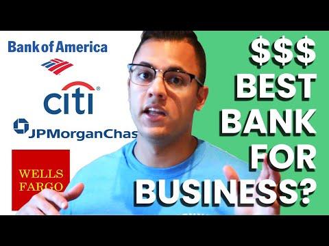 CHOOSING A BUSINESS BANK ACCOUNT?! (AZLO VS Chase Bank)