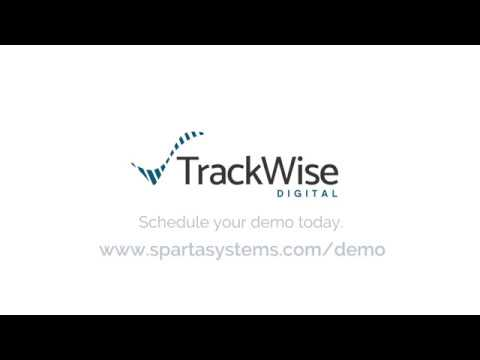 TrackWise Digital Quality Management System (QMS)