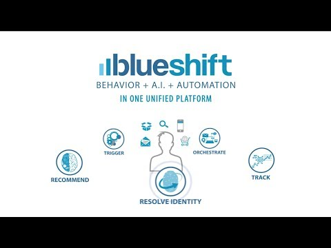 Blueshift: Next Generation Customer Engagement Powered by AI