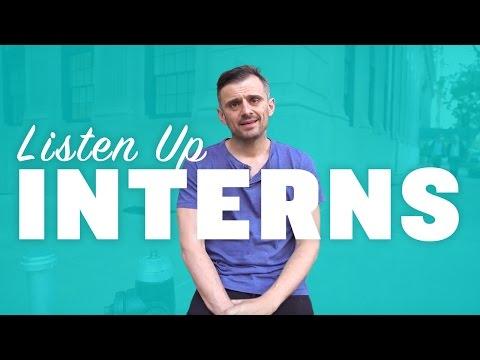 Listen Up Interns