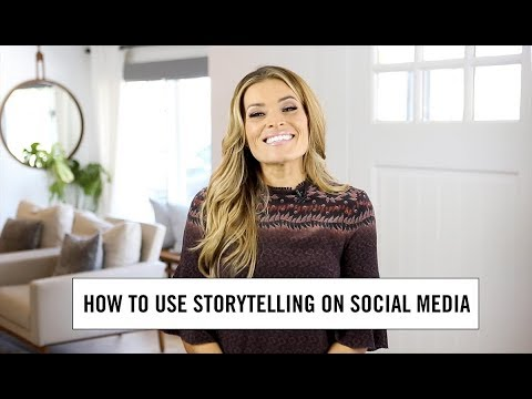 How to Use Storytelling on Social Media for Sales