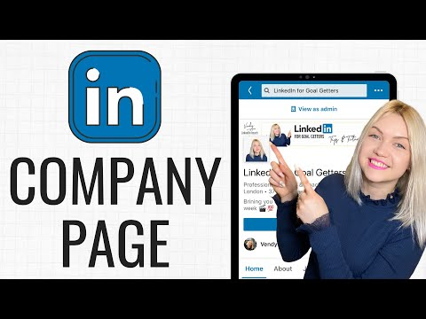 How to CREATE a LINKEDIN COMPANY PAGE // 2020 guide for success