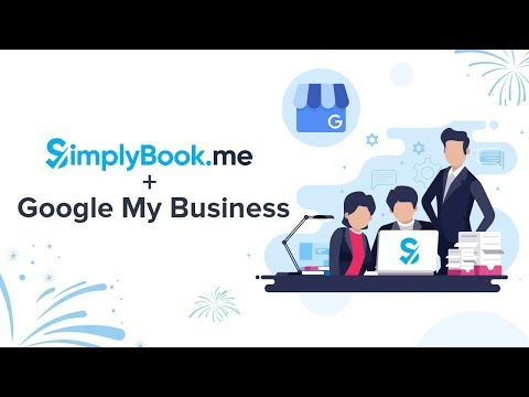 SimplyBook.me + Google My Business