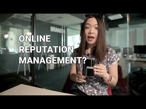 What is Online Reputation Management? 2 things you need to know to do it right! | #ChiaExplains