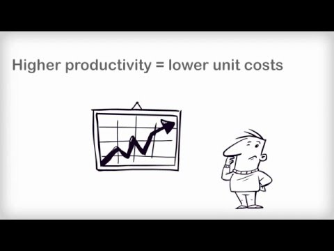 Workforce productivity