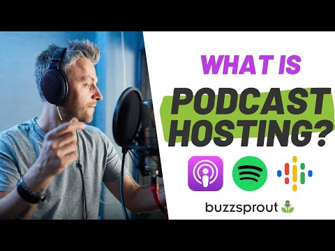 Podcast Hosting: Get Your Podcast Online & Into Directories [2020]
