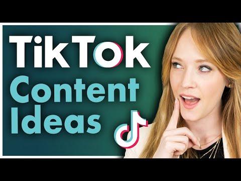 TikTok Content Ideas for Businesses