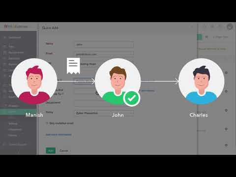 Overview | Zoho Expense