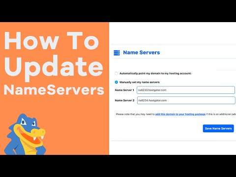 How To Change Your DNS (Domain Nameservers)