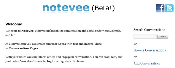 notevee - StartUp featured on StartUpLift
