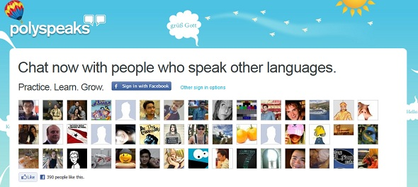 polyspeaks - startup featured on startUpLift for website feedback