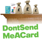 DontSendMeACard – Get What You Really Want